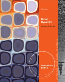 Group Dynamics, International Edition, Paperback Book