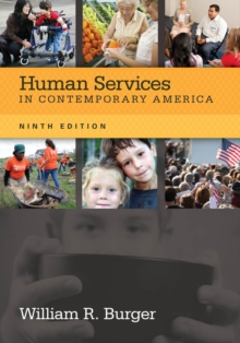 Human Services in Contemporary America, Paperback Book