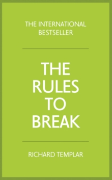 The Rules to Break, Paperback Book