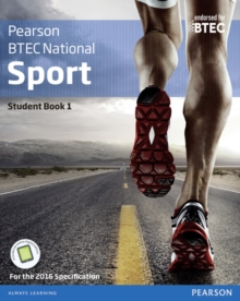 BTEC Nationals Sport Student Book 1 + Activebook : For the 2016 Specifications Student book 1 + activebook, Mixed media product Book