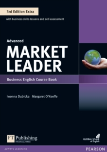 Market Leader Extra Advanced Coursebook, Mixed media product Book