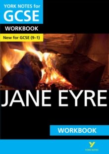 Jane Eyre: York Notes for GCSE (9-1) Workbook, Paperback Book