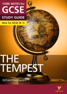 The Tempest: York Notes for GCSE (9-1) : 9-1, Paperback Book