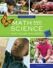 Math and Science for Young Children, Paperback Book