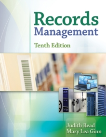 Records Management, Paperback Book