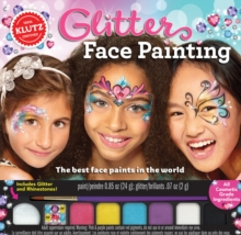 Glitter Face Painting, Mixed media product Book