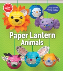 Paper Lantern Animals, Mixed media product Book