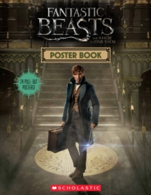 Fantastic Beasts and Where to Find Them: Poster Book, Paperback Book