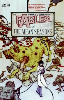 Fables TP Vol 05 The Mean Seasons, Paperback Book