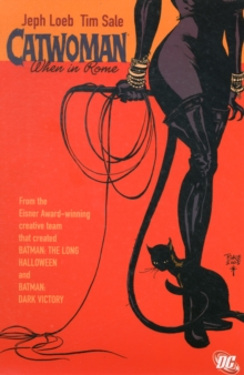 Catwoman When In Rome TP, Paperback Book