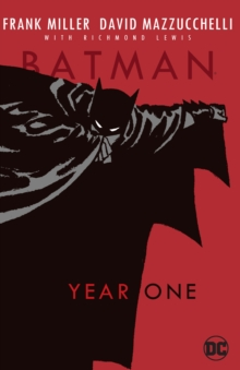 Batman Year One Deluxe SC, Paperback Book