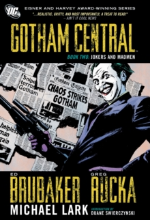 Gotham Central TP Book 02 Jokers And Madmen, Paperback Book
