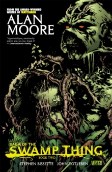 Saga Of The Swamp Thing TP Book 02, Paperback Book