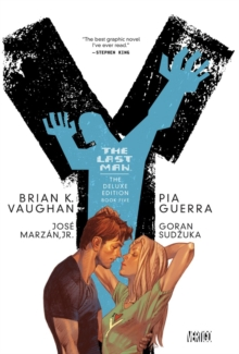 Y The Last Man Deluxe Edition HC Vol 05, Hardback Book
