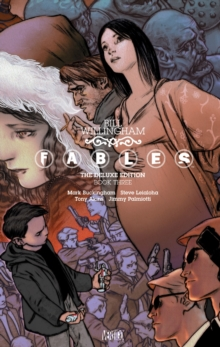 Fables Deluxe Edition HC Vol 03, Hardback Book