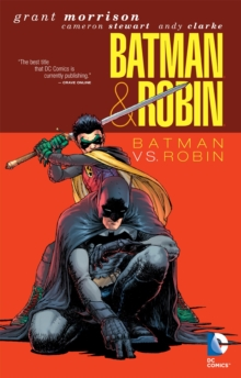 Batman And Robin TP Vol 02 Batman Vs Robin, Paperback Book