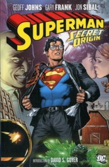 Superman Secret Origin TP, Paperback Book