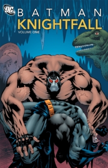 Batman Knightfall TP Vol 01, Paperback Book