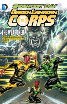 Green Lantern Corps: The Weaponer TP, Paperback Book