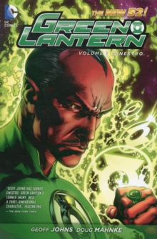 Green Lantern HC Vol 01 Sinestro