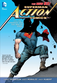 Superman Action Comics Volume 1: Superman and the Men of Steel TP (The New 52), Paperback Book