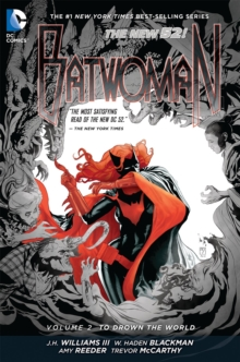 Batwoman Volume 2: To Drown the World HC, Hardback Book