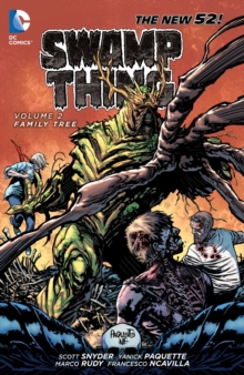 Swamp Thing Vol. 2