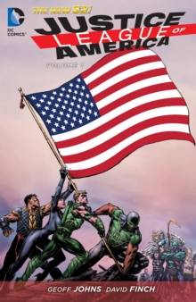 Justice League of America Volume 1: World's Most Dangerous HC (The New 52), Hardback Book