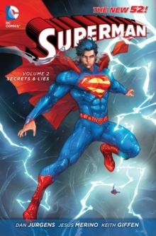 Superman Volume 2: Secrets & Lies (The New 52), Paperback Book