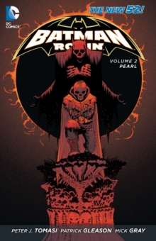 Batman and Robin Volume 2: Pearl TP (The New 52), Paperback Book
