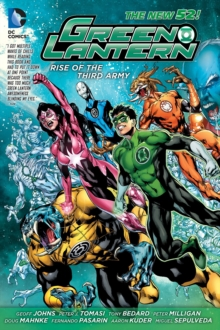 Green Lantern: Rise of the Third Army HC (The New 52), Hardback Book