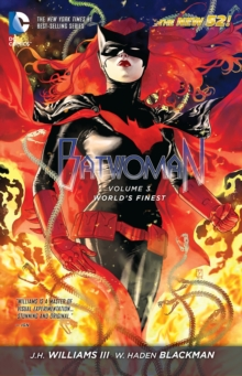 Batwoman Volume 3: World's Finest TP (The New 52), Paperback Book