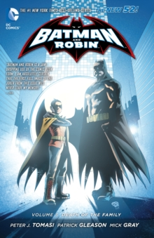 Batman and Robin Volume 3: Death of the Family TP (The New 52), Paperback Book