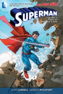 Superman Volume 3: Fury At World's End TP (The New 52), Paperback Book