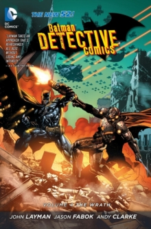 Batman: Detective Comics Volume 4 HC (The New 52), Hardback Book