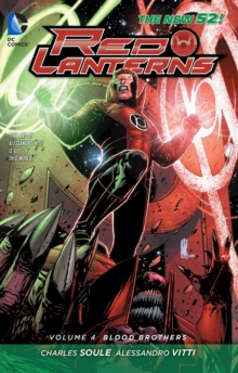 Red Lanterns Volume 4 TP (The New 52), Paperback Book