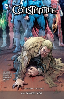 Constantine Volume 2 TP (The New 52), Paperback Book