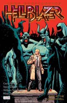 John Constantine Hellblazer Volume 8: Rake at the Gates of Hell TP, Paperback Book
