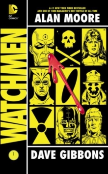 Watchmen International Edition TP, Paperback Book