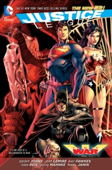 Justice League: Trinity War TP (The New 52), Paperback Book