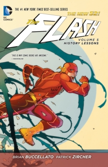 The Flash Volume 5: History Lessons HC (The New 52), Hardback Book