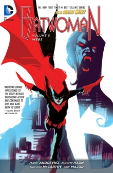 Batwoman Volume 5: Webs TP (The New 52), Paperback Book