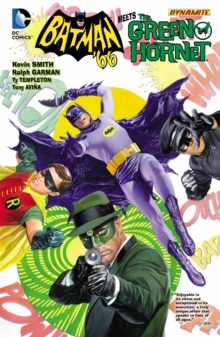 Batman '66/Green Hornet HC, Paperback Book