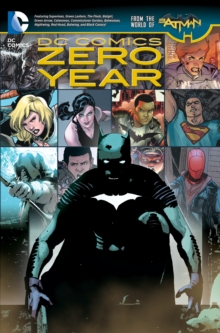 Dc Comics Zero Year (The New 52)