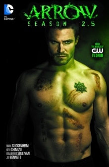 Arrow Season 2.5 TP, Paperback Book