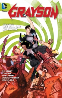 Grayson TP Vol 2, Paperback Book