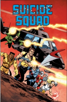 Suicide Squad Volume 1: Trial by Fire TP, Paperback Book