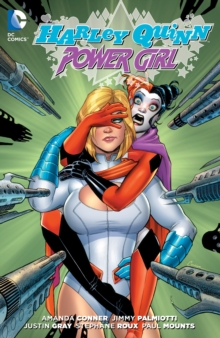 Harley Quinn and Power Girl TP, Paperback Book