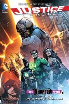 Justice League HC Vol 7 Darkseid War Part 1, Hardback Book