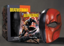 Deathstroke Book and Mask Set, Paperback Book